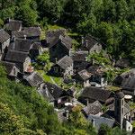 Foroglio, Val Bavona, Ticino (Switzerland)     © Stephan Stamm