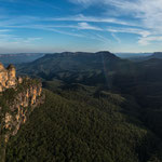 Panoramic view from the Blue Moutains (New South Wales) © Stephan Stamm