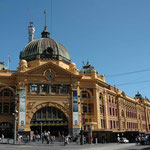Flinders Street Station, Melbourne VIC