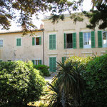 Helge Vogt war in der Pallazina del Mulini auf Elba, Italien: »Schon acht Tage nach seiner Ankunft im Exil ließ Napoleon das heruntergekommene Offiziersquartier zu seiner künftigen Residenz ausbauen.«
