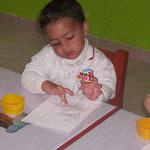 Respetamos el propio ritmo de aprendizaje y de madurez, en base a las inteligencias múltiples