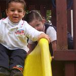 Aprendizaje, juego y alegria dia a dia