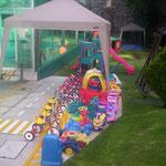 Triciclos y carritos para todos los niños