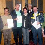 Bernd, Brigitte, Hans und Otto - 10 Jahre