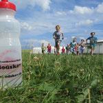 Willkommen im Zeltlager Lille Bodskov