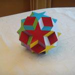Das Dodekadodekaeder (Bausatz von Dr. Christoph Pöppe)