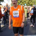 Laufen (Staffel beim Münster-Marathon)