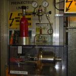 Physik (Besuch beim CERN, Genf)
