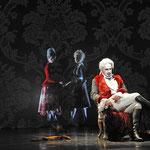 """""""Il conte d´Almaviva"""" in """"Le nozze di figaro"""" am Landestheater Coburg / ©Andrea Kremper"""