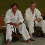 Dieter Mansky und Lutz Fischer