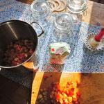 Marmelade für Michels Mama.