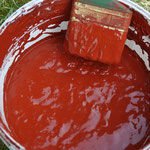 Faluröd ist schon ein tolles Zeug, von der Konsistenz erinnert es an Pudding...riecht nur nicht so lecker. :-)