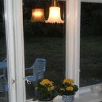Eine neue/alte Lampe vom Loppis.