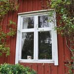 Schlafzimmerfenster..