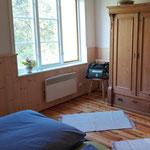Den Heizkörper mopsen wir aus unserem Wohnzimmer, dort wird er nie genutzt, da wir lieber den Ofen anfeuern. :-)