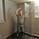 Michel duscht schon.  :-)