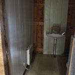 Elektrische Heizung im ganzen Haus, jetzt kann der Winter kommen.