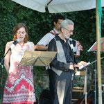 Voci narranti: Sandra Coccia ed Aldo Vella