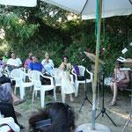 I Giardini Letterari - serata del 23 giugno
