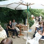i Giardini letterari 2012 - appuntamento dell'11 giugno