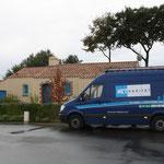 NET HABITAT is het bedrijf dat ons huis gaat schoonmaken en schilderen