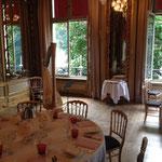 La salle du dîner