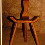 Chaise rustique espagnole