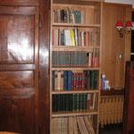 Bibliothèque d'appoint