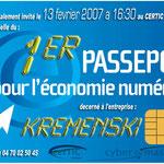 Passeport numérique Février 2007
