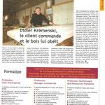 Centre économique magazine Aout 2004
