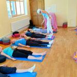 Yogaraum Werkstatt Engel