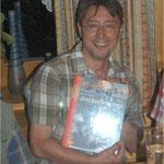 ... und ein Buch von Mark Baker für Erich, den Holzfuchs