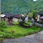 kleines unberührtes Dorf (Touris sind hier nicht bekannt)