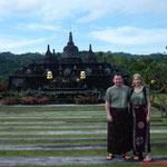 Buddhistische Klosteranlage in Banjar