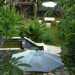 untere Garten in amed