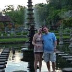 Wasserpalast Taman Tirta Gangga