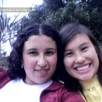 Eliana mi amiga en mi dificultad al final del bachillerato. Gracias por aceptarme tal cual fui y por darme fortaleza. Gracias por cada palabra. Centro María Auxiliadora 2006