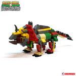 Blocks World Dinosaurs K29A-Combined