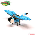 Blocks World Insects World  K32A-5 (Dragonfly)
