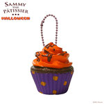 Sammy the Patissier Halloween Cupcake Super Squishy (Magical Pumpkin)
