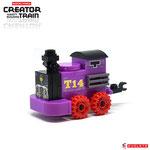 Blocks World Creator Train K34A-5