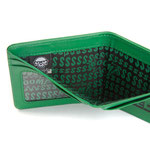 Minecraft Creeper Face Leather Wallet マインクラフトクリーパーフェイス財布 JNX-004