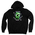 Minecraft Creeper Inside Hoodie マインクラフトクリーパーインサイドパーカー JNX-017