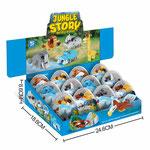Blocks World Jungle Story K31A