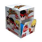 Street Fighter Hangers Display Box