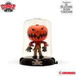 The Nightmare before Christmas Domez (Pumpkin King Jack)
