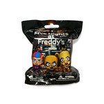 Five Nights at Freddy's Backpack Hangers (Foil Pack)