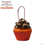 Sammy the Patissier Halloween Cupcake Super Squishy (Magical Chocolate)