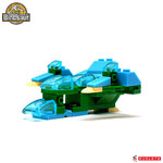Blocks World Variety Dinosaur (K19A-6B)