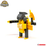 Blocks World Variety Dinosaur (K19A-3C)